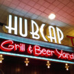 Hub Cap Grill and Beer Yard Channel Letter Sign