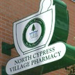 North Cypress Village Pharmacy Sign
